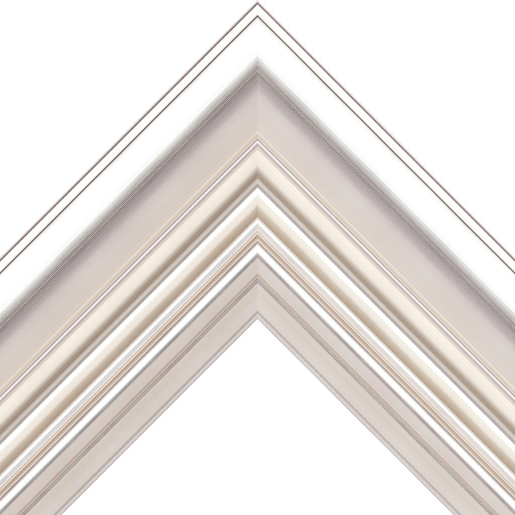 Glossy Silver 4.5″